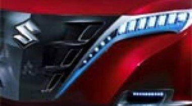 Suzuki Kizashi Concept. Прыжок в будущее