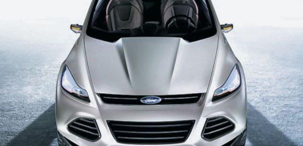 Ford Vertrek. Один для всех