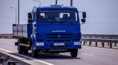Беспилотники «КАМАЗ» появятся на дорогах общего пользования