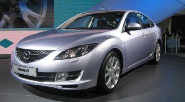 Mazda6. Вот это зум-зум!