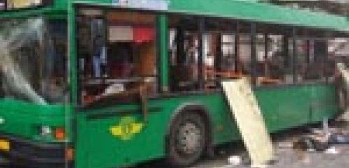 В Тольятти взорван автобус