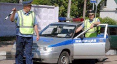 В Ленинградской области ловили пьяного водителя: с выстрелами и погоней