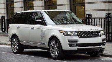 Старт продаж  в России Range Rover c удлиненной колесной базой