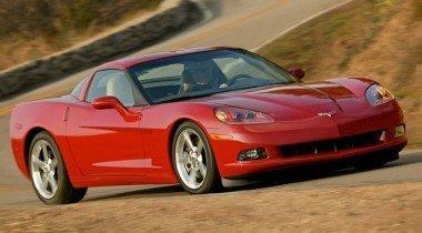 Chevrolet Corvette — потомственный спринтер