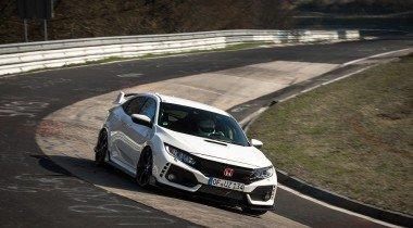 Honda Civic Type R: есть рекорд!