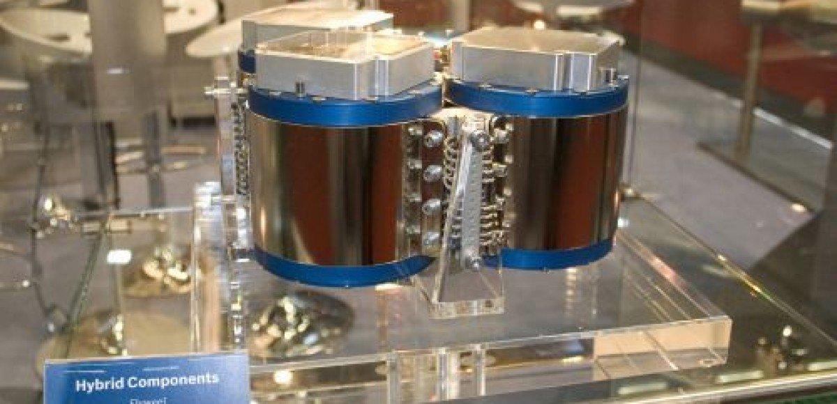 Система рекуперации кинетической энергии (KERS)
