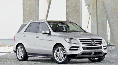 В России начались продажи обновленного Mercedes-Benz Vito