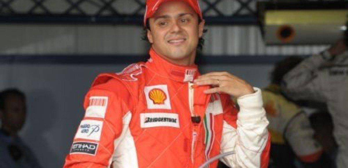 Фелипе Масса оштрафован за поведение во время гонки на Гран-При Европы