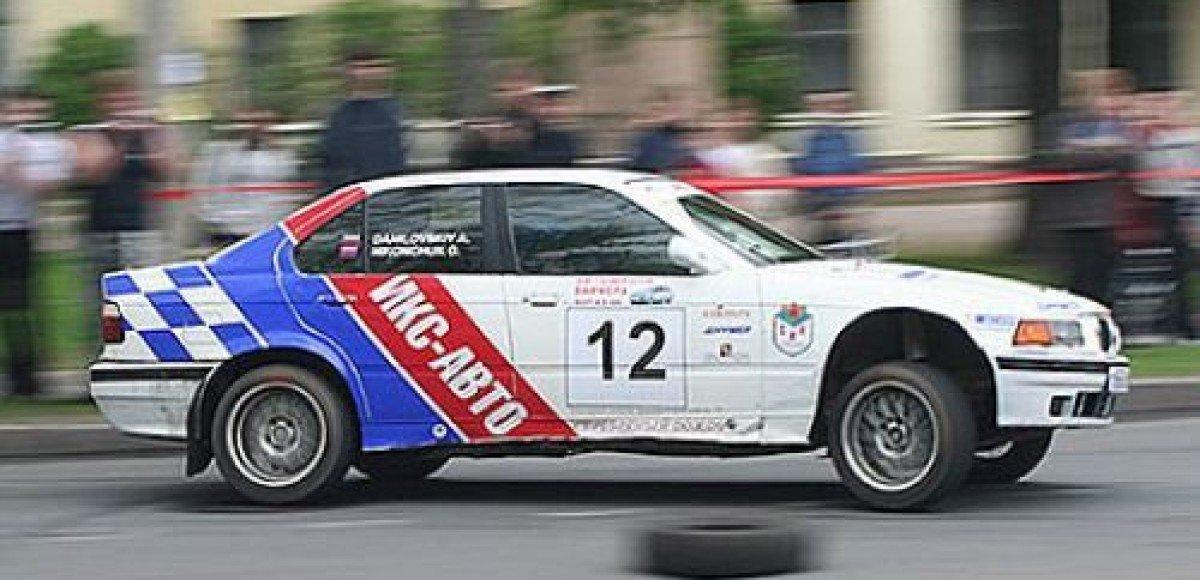 Ралли «Сестрорецк 2008». Перед гонкой