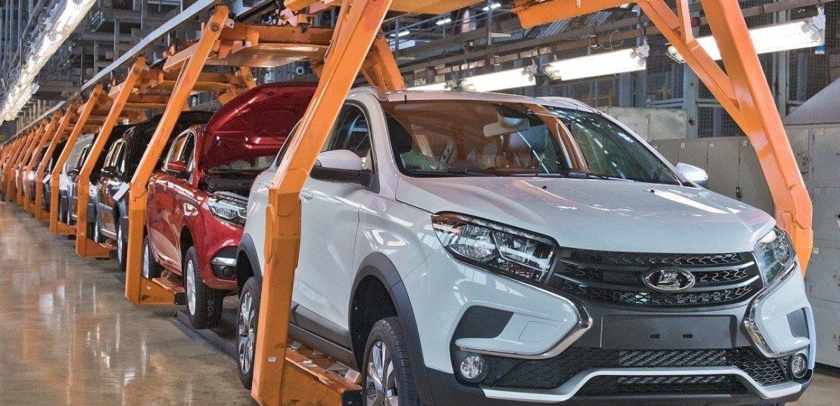 АВТОВАЗ прекратил выпуск машин