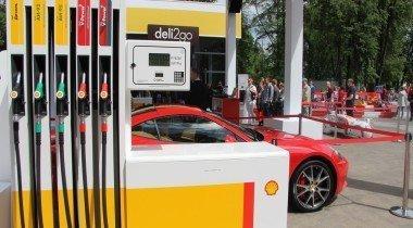 Shell V-Power: перезапуск
