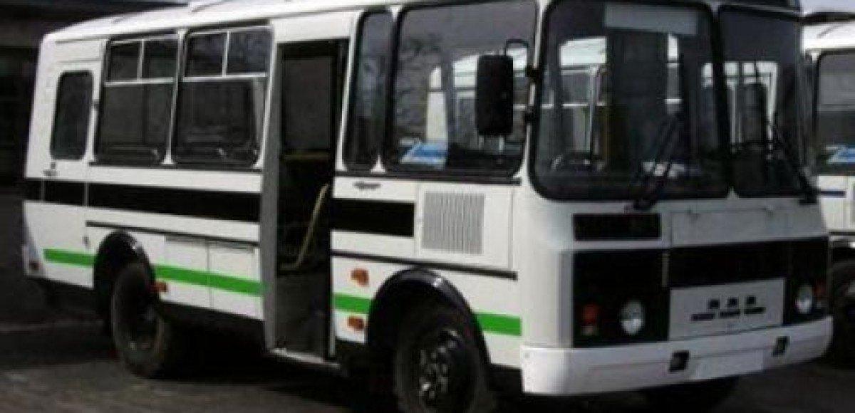 Крушение пассажирского автобуса в Алтайском крае