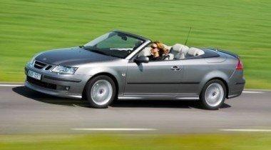 Saab выпустил кабриолет 9-3 Convertible специальной серии