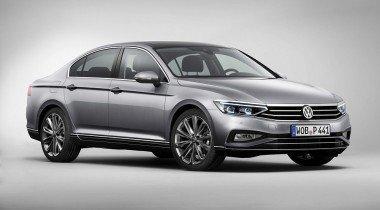 Обновленный VW Passat появится в России весной 2020 года