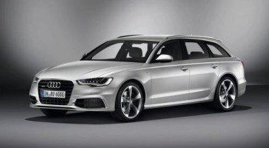 Audi A6 Avant доступен к заказу в России