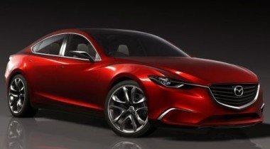 Mazda на Токийском моторшоу 2011 покажет концепт-кар Takeri