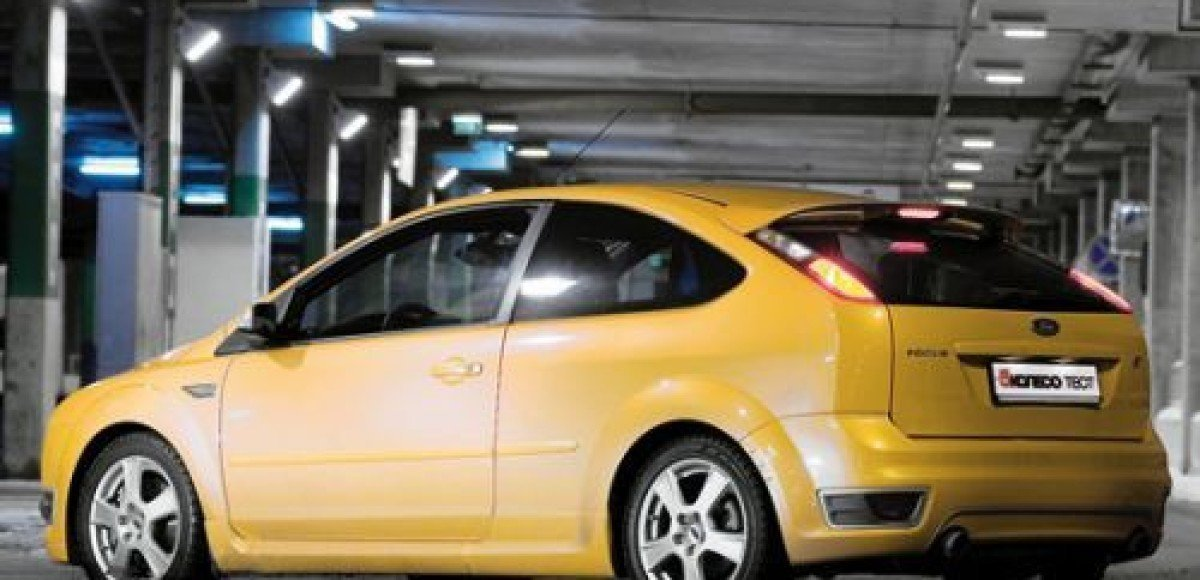 Ford Focus ST vs Citroen C4 VTS. Магические буквы
