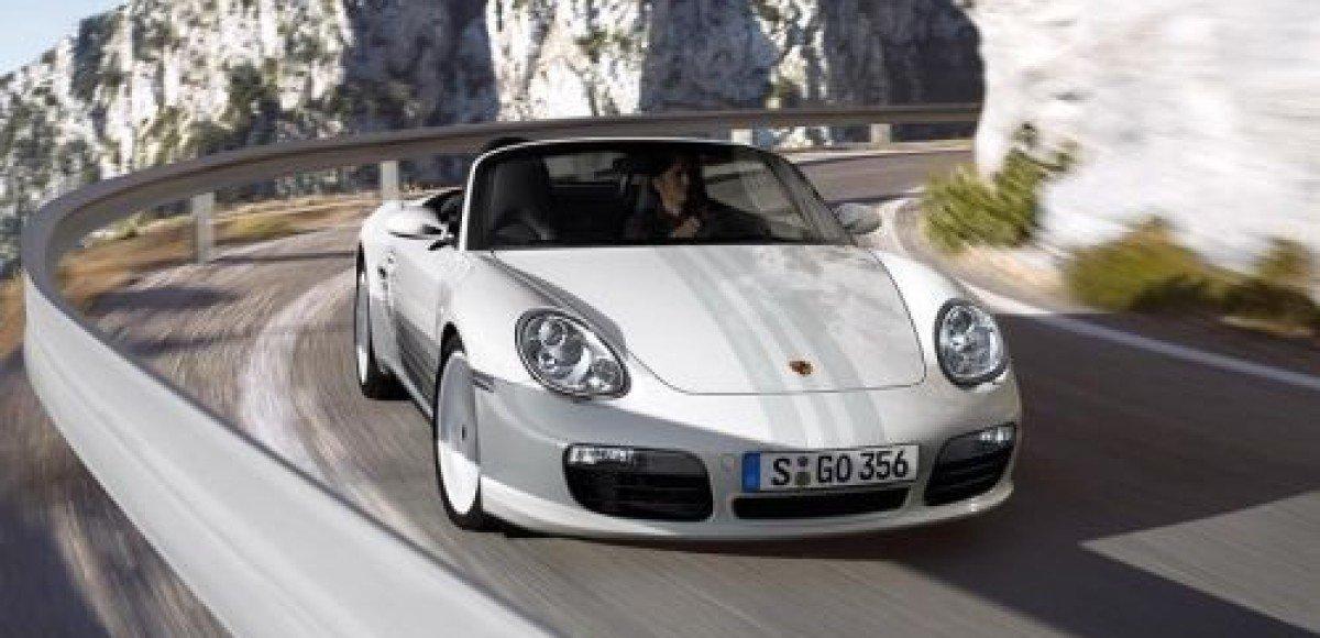 Porsche на Международном автосалоне в Париже