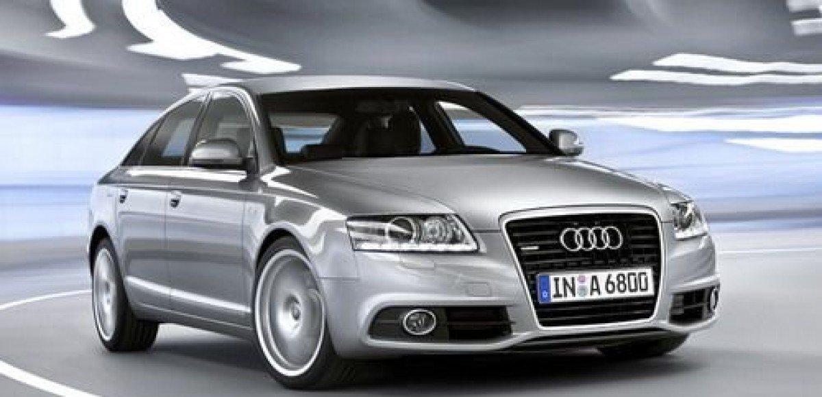 Audi предлагает A6 3.0 TFSI quattro с пакетом S-line на специальных условиях