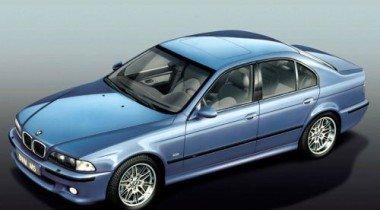 BMW M5. Скрытая угроза