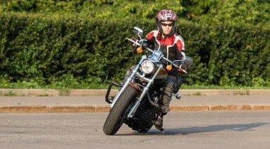 Harley-Davidson XL1200 Sportster Custom. Спортивный снаряд
