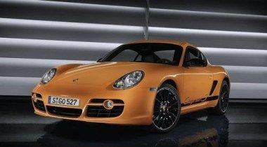 Porsche представляет Cayman S Sport