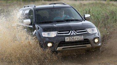 Обновленный Mitsubishi Pajero Sport теперь доступен в России