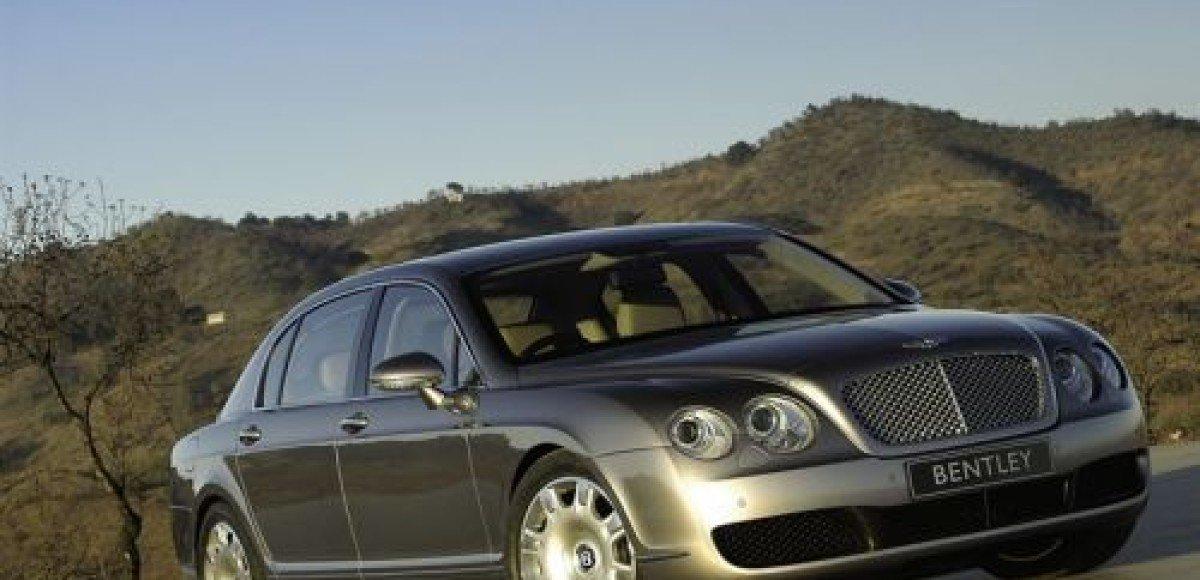 Первый салон Bentley на берегах Невы