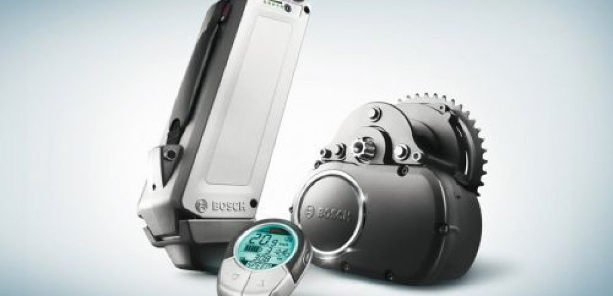 На выставке Eurobike 2010 Bosch представил привод e-Bike для электровелосипедов