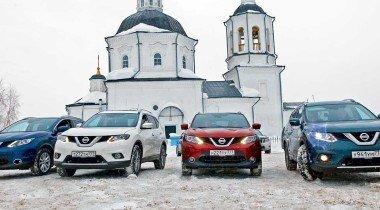 «Городские легенды»: изучаем Томск вместе с Nissan