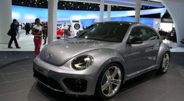 Volkswagen представил «заряженный» Beetle R Concept