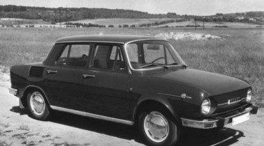 Skoda отмечает 40-летний юбилей модели 100/110