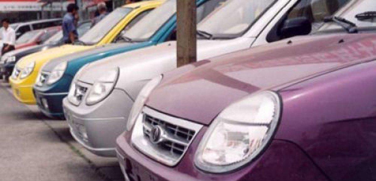 Китайский рынок автомобилей стал крупнейшим в мире