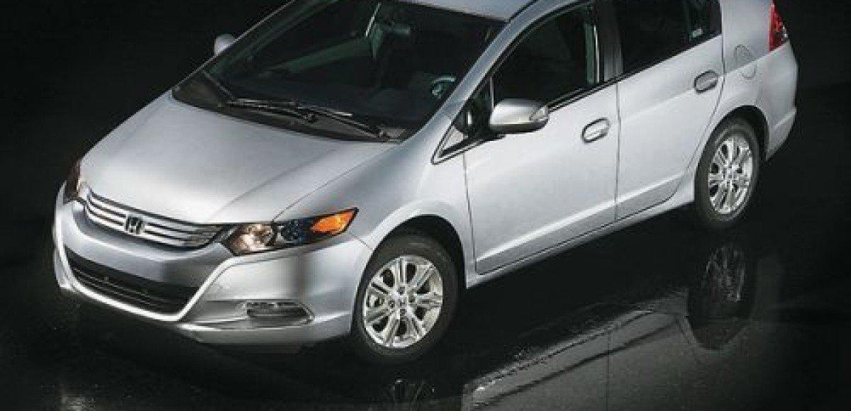 Honda Insight. Убить любой ценой