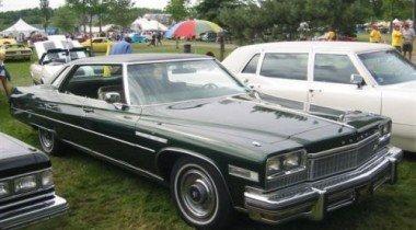 Buick Electra Чаушеску выставлен на аукцион