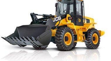 Машина 422 ZX дополняет линейку колесных погрузчиков JCB