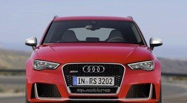 Audi представила новое поколение RS 3 Sportback