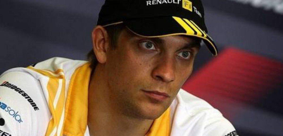 Виталий Петров везет Формулу-1 в Россию