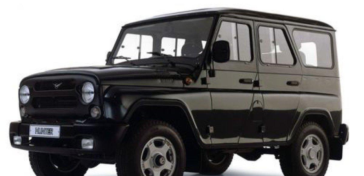 В апреле появится комплектация UAZ Hunter за 350 тысяч рублей