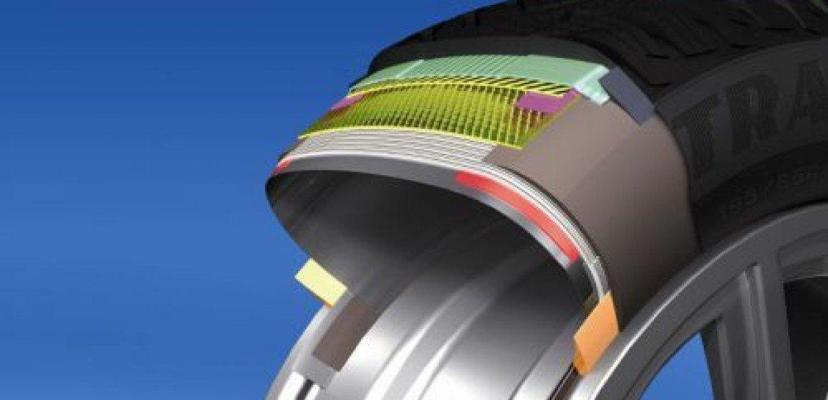 Goodyear представляет новую зимнюю шину UltraGrip 8
