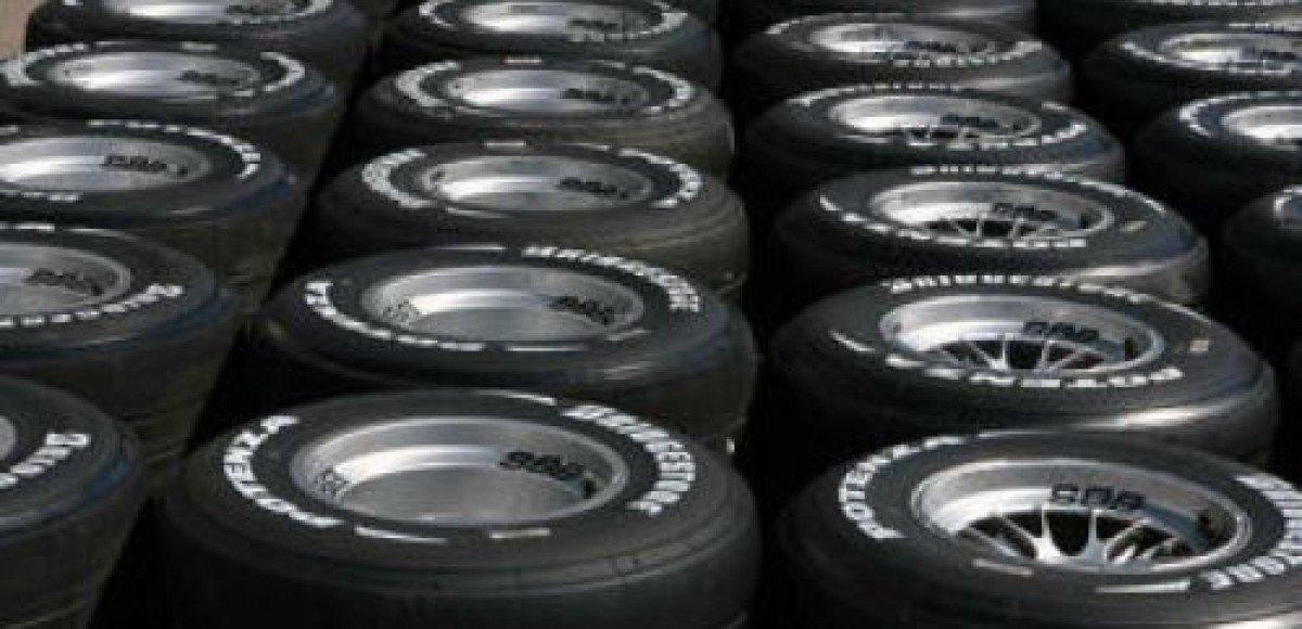 Bridgestone протестировала новую маркировку шин