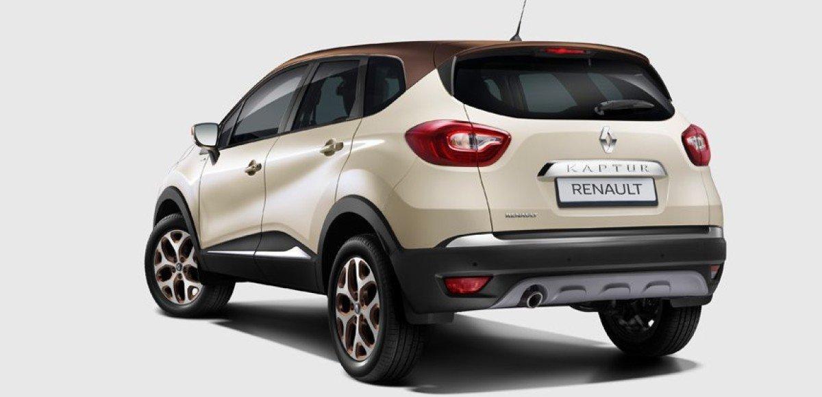 Renault Kaptur Extreme: что нового