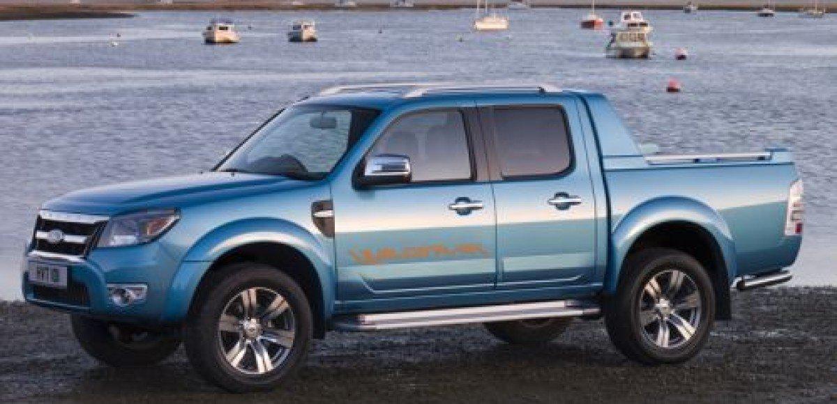 Cервисный интервал для Ford Ranger увеличен до 20 тысяч