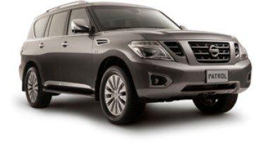 Обновленный Nissan Patrol доступен для заказа