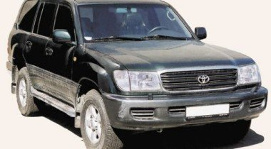 По винтику. Toyota Land Cruiser 100 (с 1998 г.)