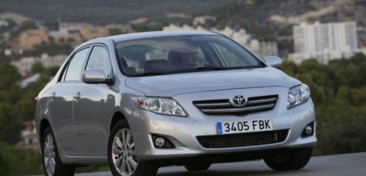 «Тойота Банк» и «Тойота Мотор» запускают специальную программу кредитования на покупку Toyota Corolla