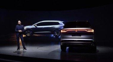 Посылка из Шанхая: новинки автовыставки Shanghai Motor Show – 2019