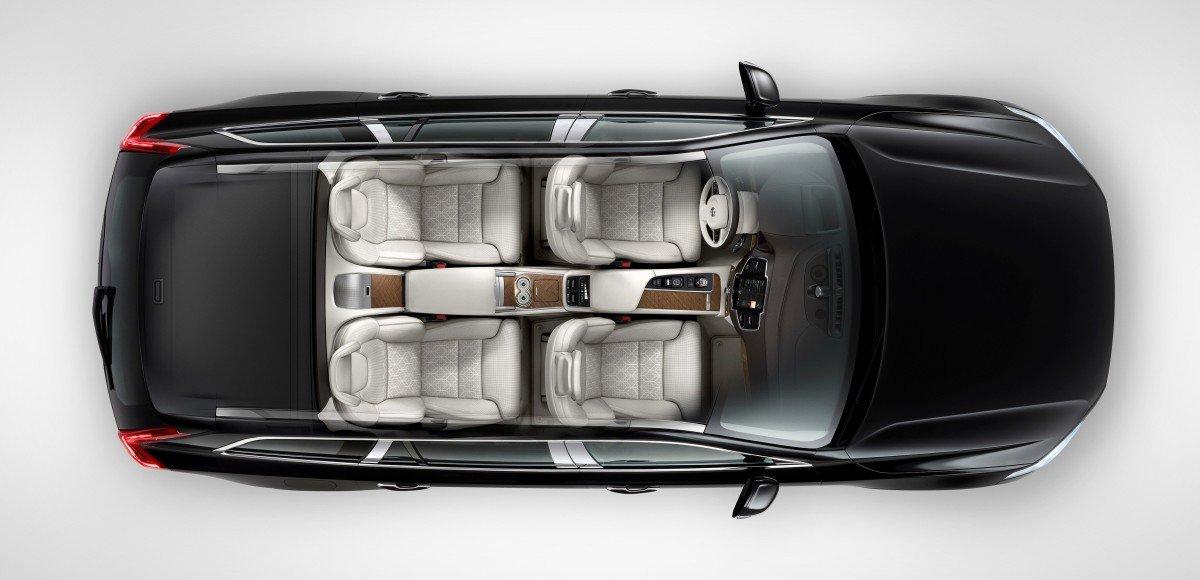 В России появится самый роскошный кроссовер Volvo