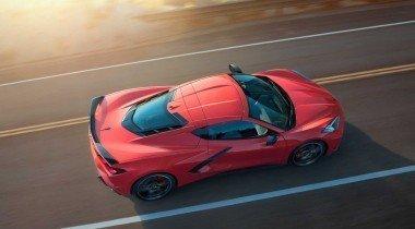 Chevrolet  перенес сроки производства нового Corvette