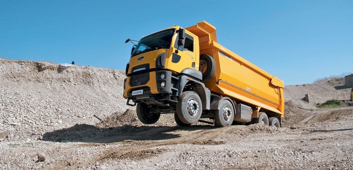 Ford Cargo: в полушаге от цели